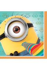 Despicable Me Beverage Napkins (16)