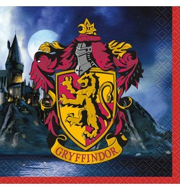 Harry Potter Beverage Napkins (16)