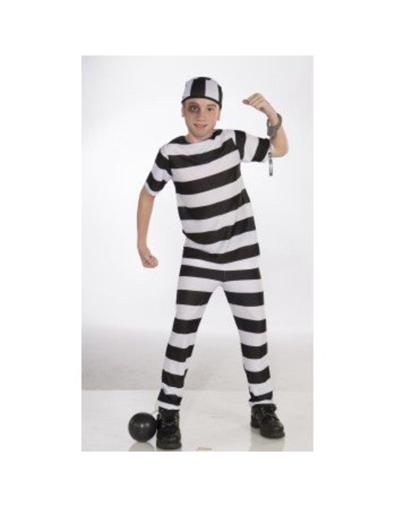 Child Convict Small (4-6) Costume