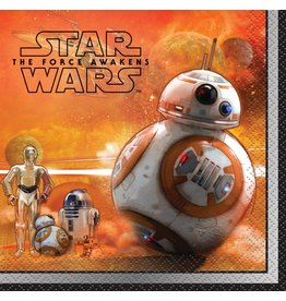 Star Wars Beverage Napkins (16)