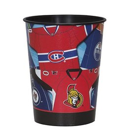 NHL Plastic Cups