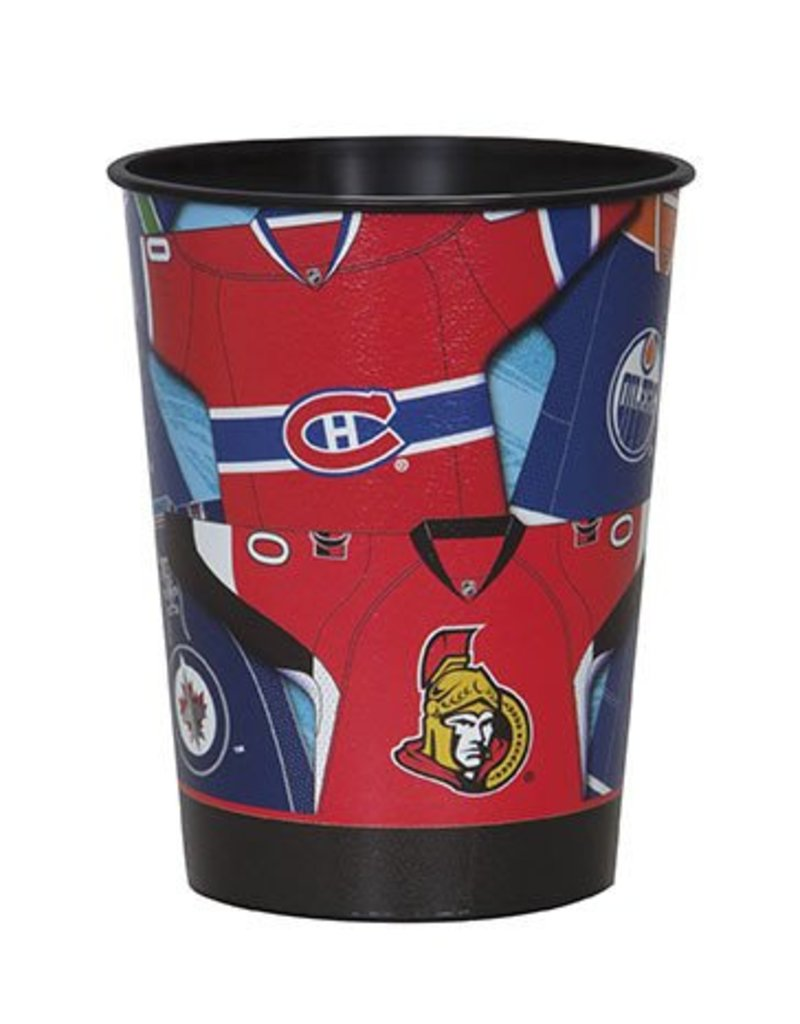 NHL Plastic Cups
