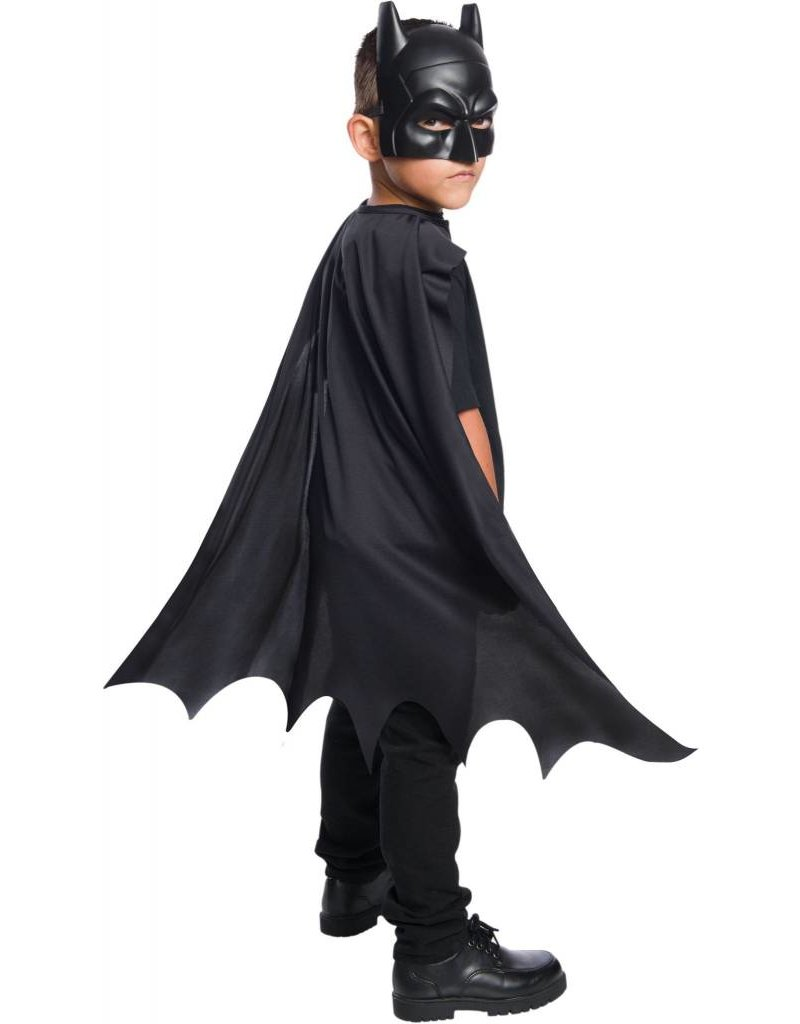 Batman Mask With Cape (Child Size)