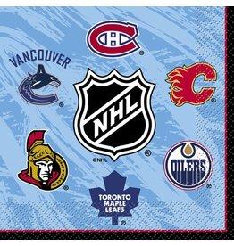 NHL Lunch Napkins (16)