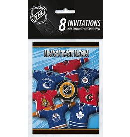 NHL Invitations (8)