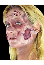 Deluxe Zombie Woman Makeup Kit