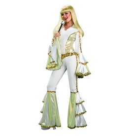Women's Costume Disco Queen