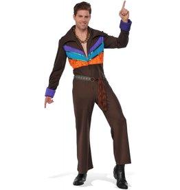 Men's Costume That 70s Guy Standard