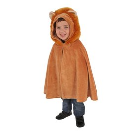 Lion Cape Toddler Costume