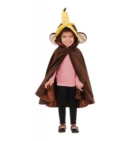 Monkey Cape Toddler Costume