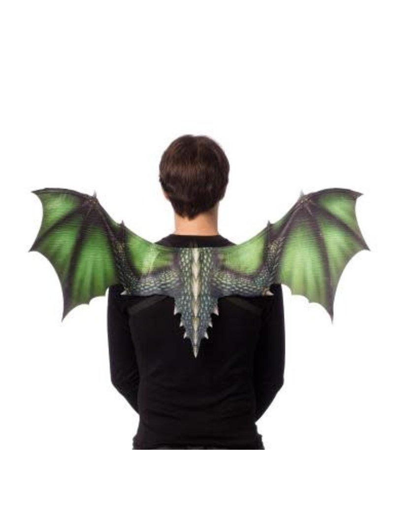 Dragon Wings Green