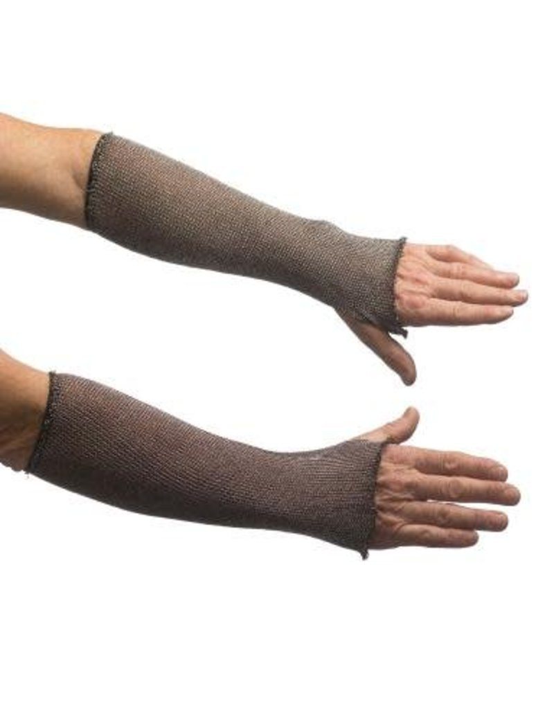 """Faux Chainmail 12"""" Gloves"""