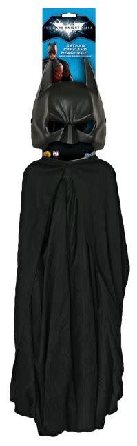 Batman Cape and Mask (Adult Size)