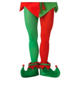 Elf Tights - Adult Plus