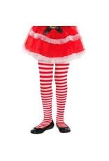 Candy Stripe Tights - Child M/L