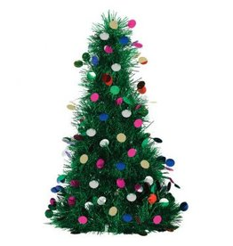 Tree Centerpiece with Ornaments
