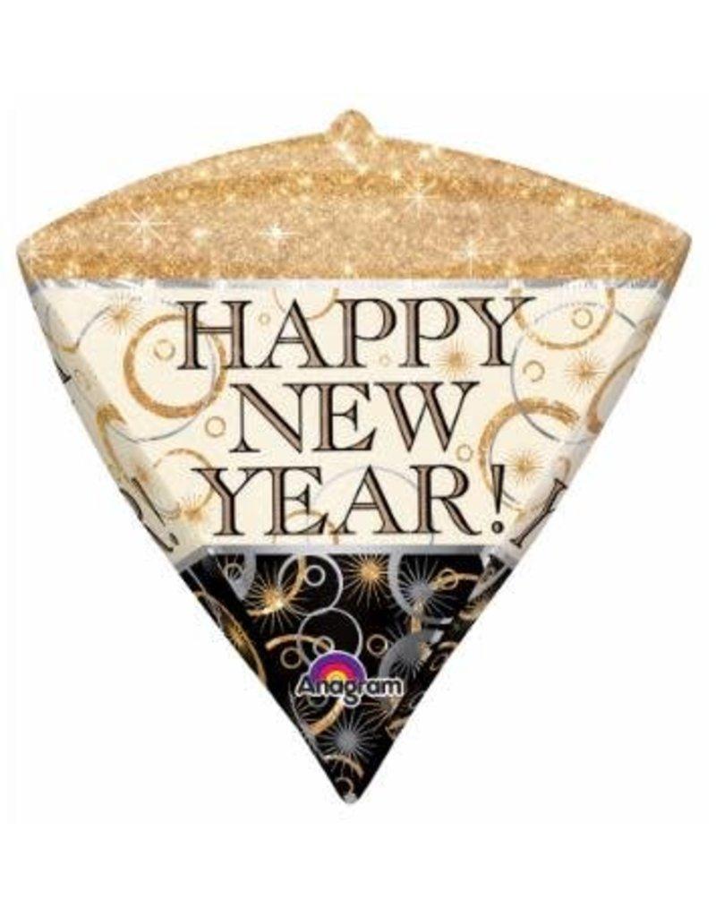 Diamondz New Years Sparkle Balloon