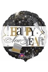 Elegant Celebration Mylar Balloon