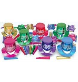 New Years Elegant Multicolour Kit For 10