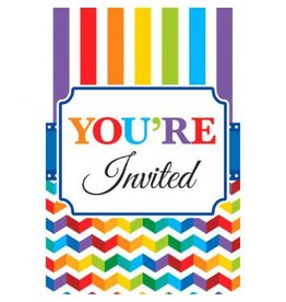 Bright Birthday Invitation (20)