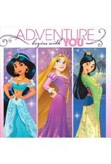 Disney Princess Dream Big Beverage Napkins (16)