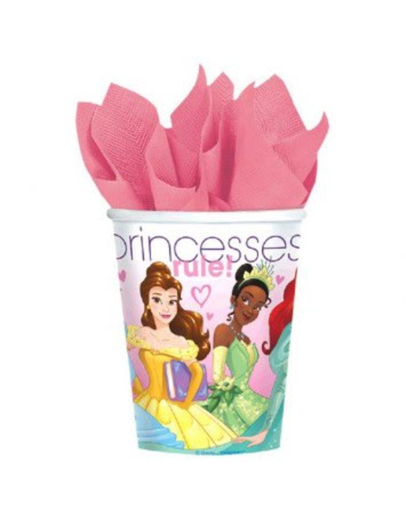 Disney Princess Dream Big Cups 9 oz. (8)