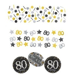 Sparkling Celebration 80 Confetti