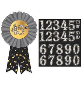 Sparkling Celebration Add-Any-Age Deluxe Button