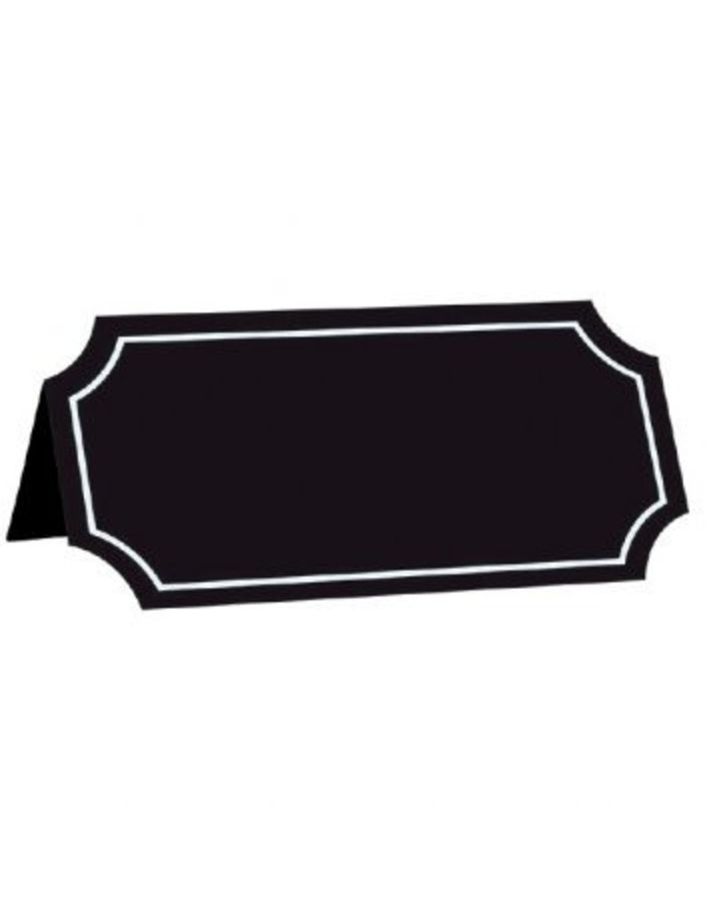 Chalkboard Paper Tent Card (25)