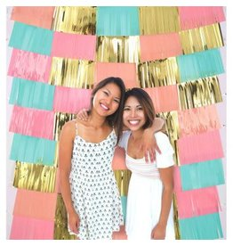 Decorating Backdrop - Pastel