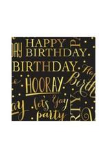 Elegant Birthday Printed Jumbo Gift Wrap
