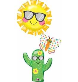 """Fun in the Sun Stack Balloon 63"""""""