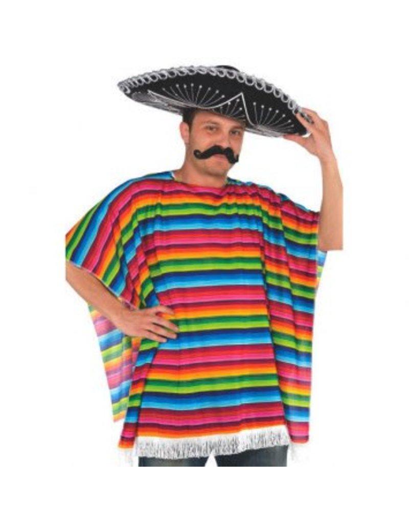 Fiesta Multicolored Serape