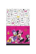 Disney Minnie Mouse Happy Helpers Plastic Tablecover