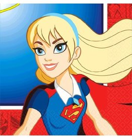 DC Super Hero Girls™ Beverage Napkins