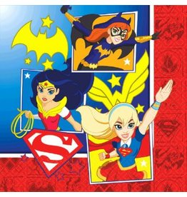DC Super Hero Girls™ Luncheon Napkins