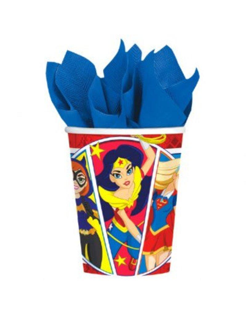 DC Super Hero Girls™ Cups, 9 oz. (8)