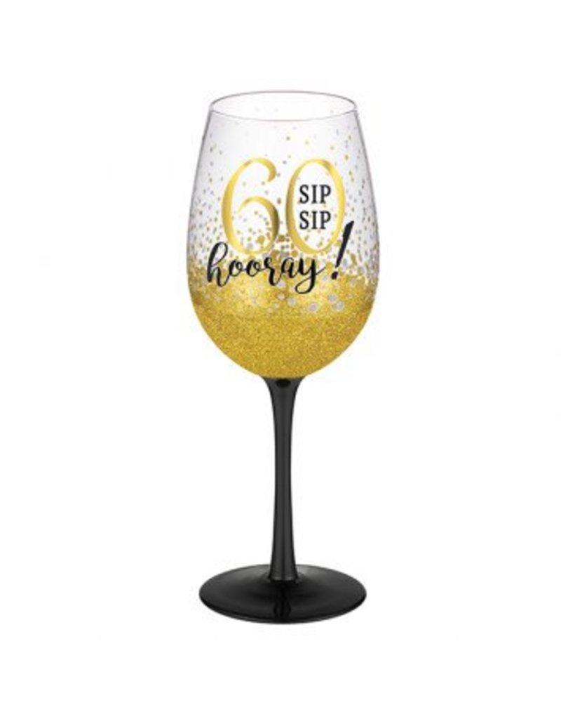 """""""60"""" Wine Glass"""