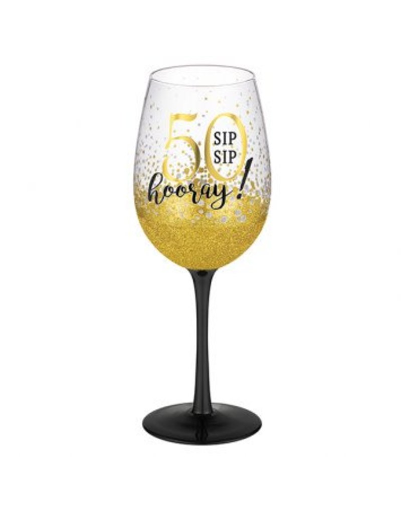 """50"" Wine Glass"