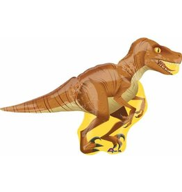 "Raptor 40"" Mylar Balloon"