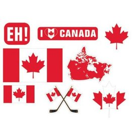Canada Day Big Pack Cutouts (30)