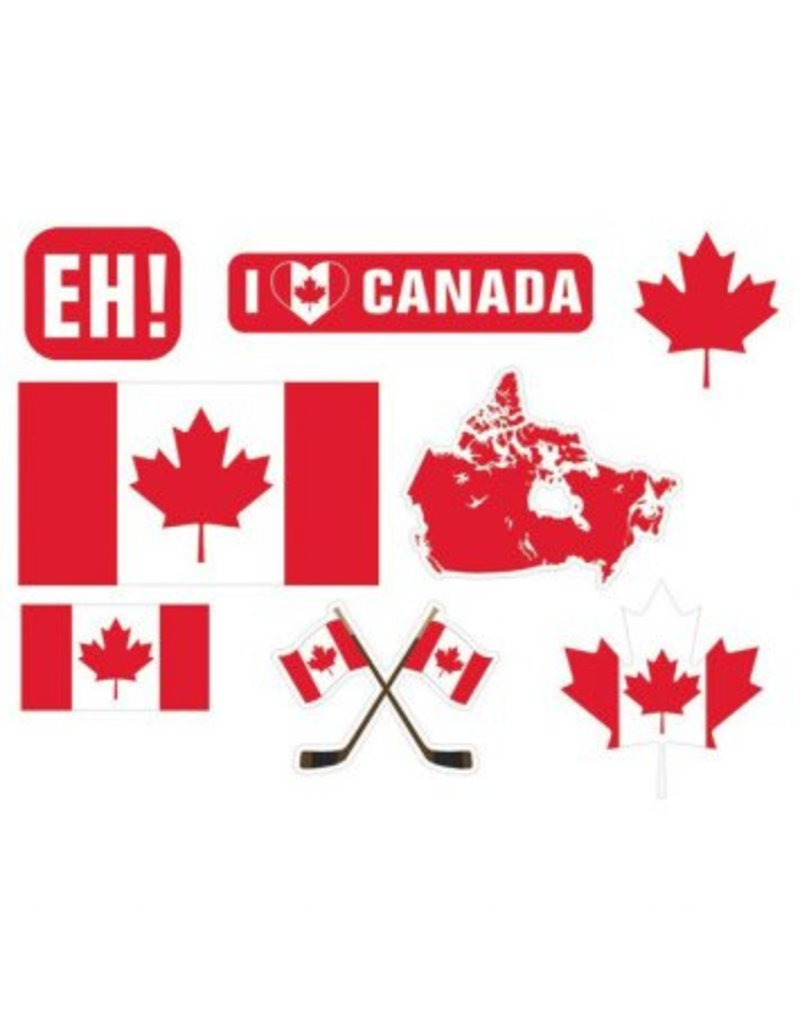 Canada Day Big Pack Cutouts (30)
