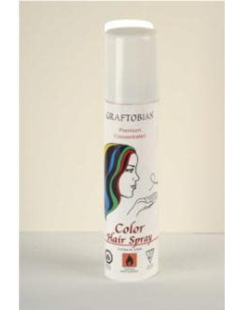 Graftobian Hairspray Yellow 5oz