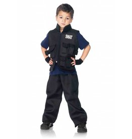 Child Swat Officer Small (4-6)