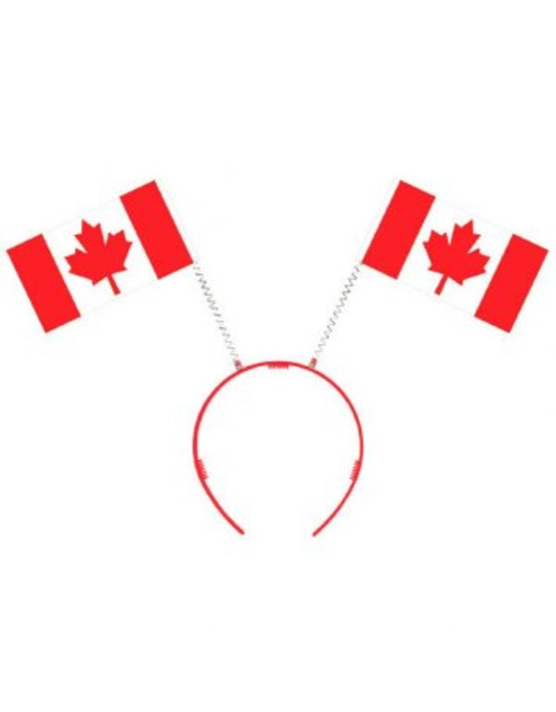 Canada Day Flag Headband