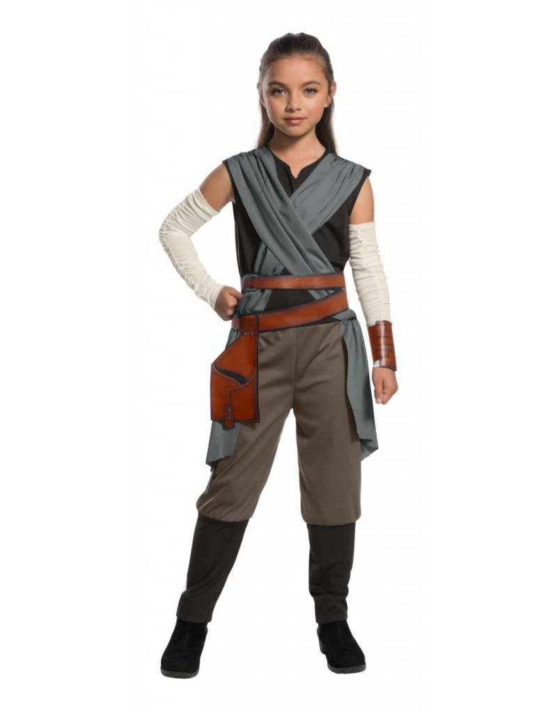 Child Star Wars The Last Jedi Rey Small (4-6)