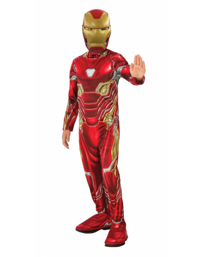 Child Infinity War Iron-Man Medium (8-10)