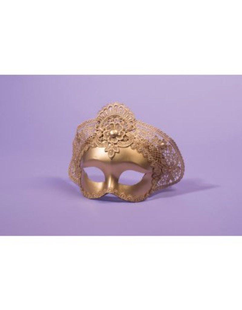 Gold Royal Eyemask