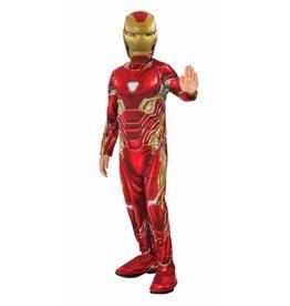 Child Infinity War Iron-Man Large (12-14)