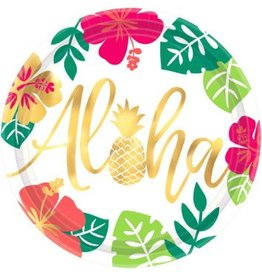 "You Had Me At Aloha 10"" Plates (8)"